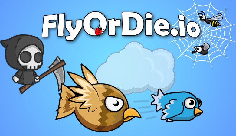 FlyOrDie io | Survive in a world full of flying creatures